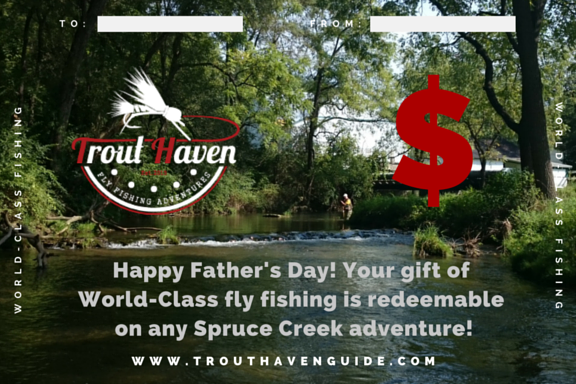 Give the gift of fishing!