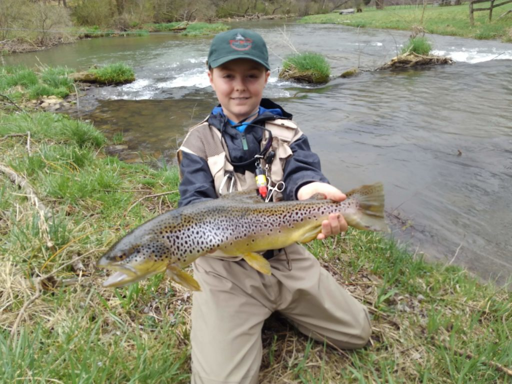 Spruce Creek PA Fly Fishing Season 2020