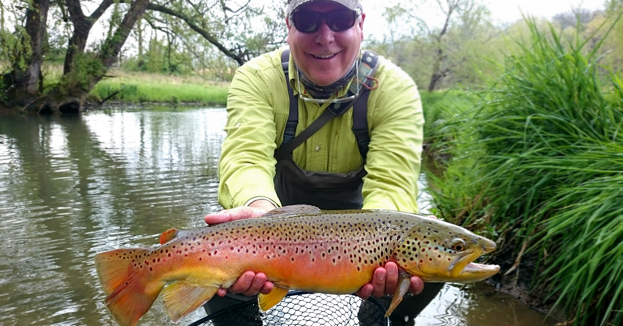 Spruce creek pa guided fly fishing trip for Free fishing day 2017 pa
