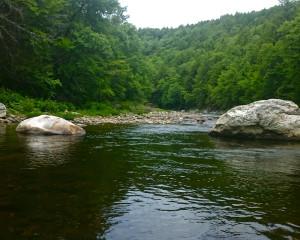 Westfield River Boulders Pool