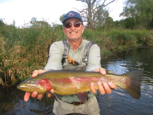 Pennsylvania Trico Hatch Spruce Creek Fly Fishing Central PA Rainbow Trout