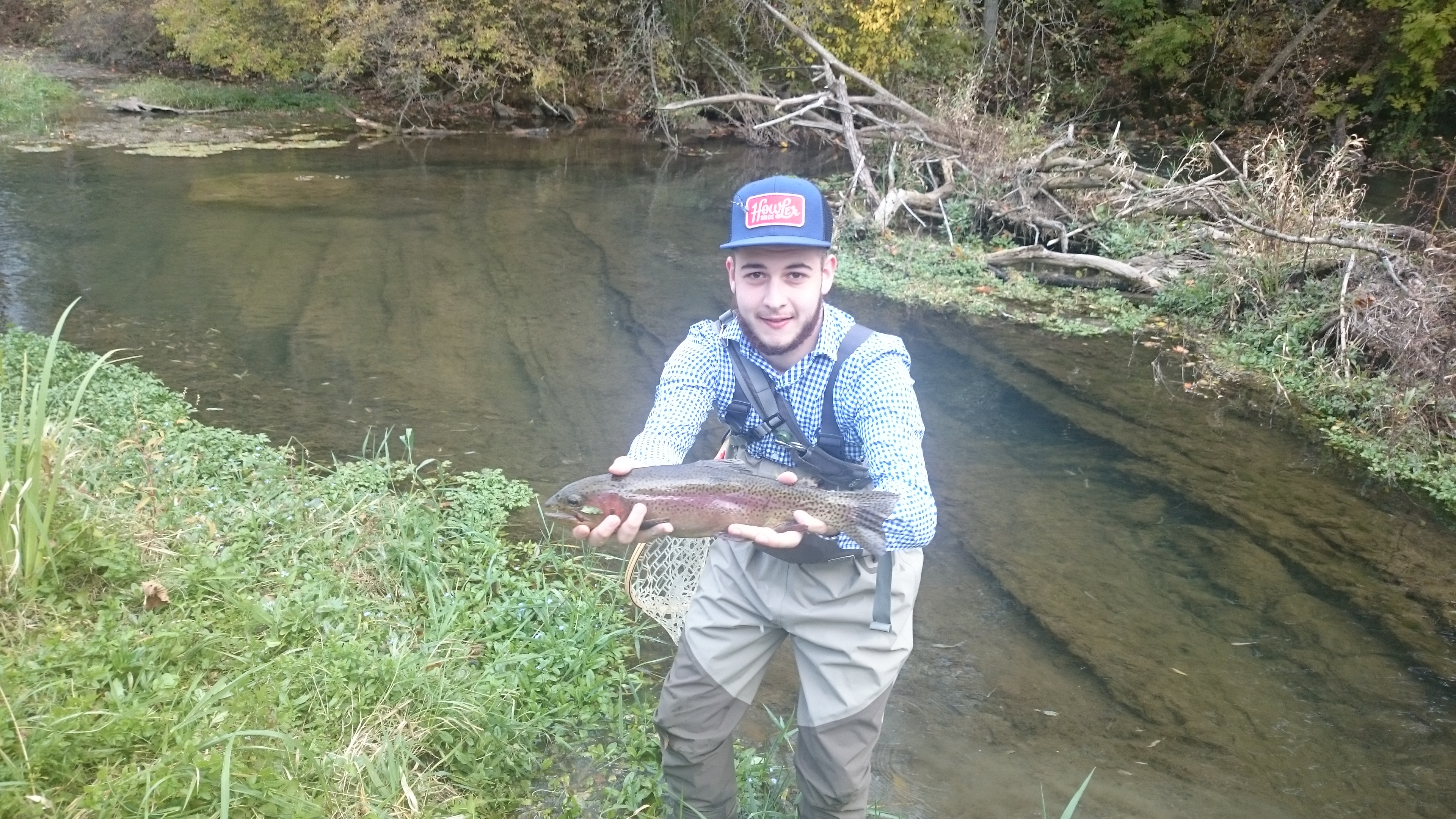 Fly fishing pa for Best trout fishing in pa