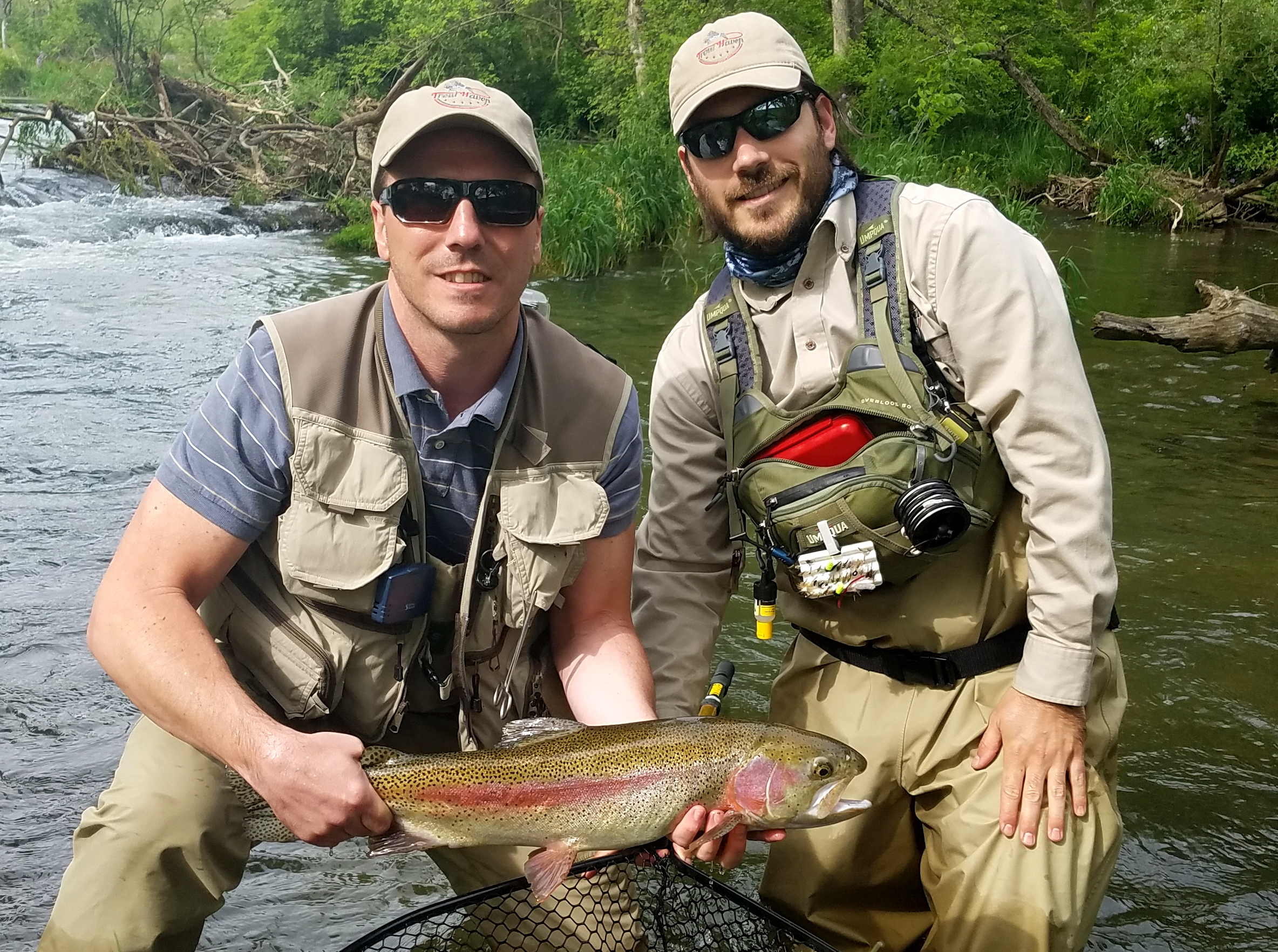 Spruce Creek Pa Fly Fishing Explorer Package Trout Haven