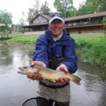 Biggest Wild Trout Pennsylvania Trout Haven Spruce Creek PA Guided Fly Fishing Trip