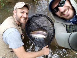 Best Pennsylvania Dry Fly Fishing Spruce Creek PA Trout Haven Rainbow Trout