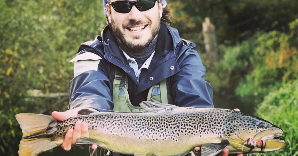 best Pennsylvania streamer fly fishing