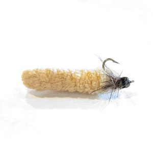Trout Haven's Grub Fly aka the mop fly