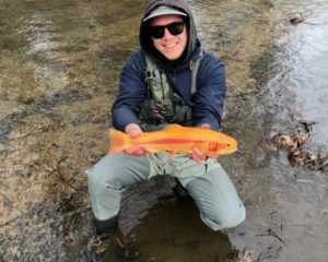 Pennsylvania Winter Fly Fishing