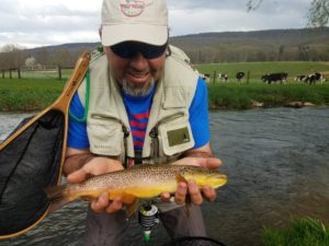 fly fishing is good for your health trout haven