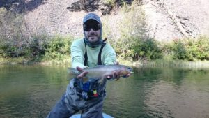Missoula MT Fly Fishing Trip Trout Haven Montana