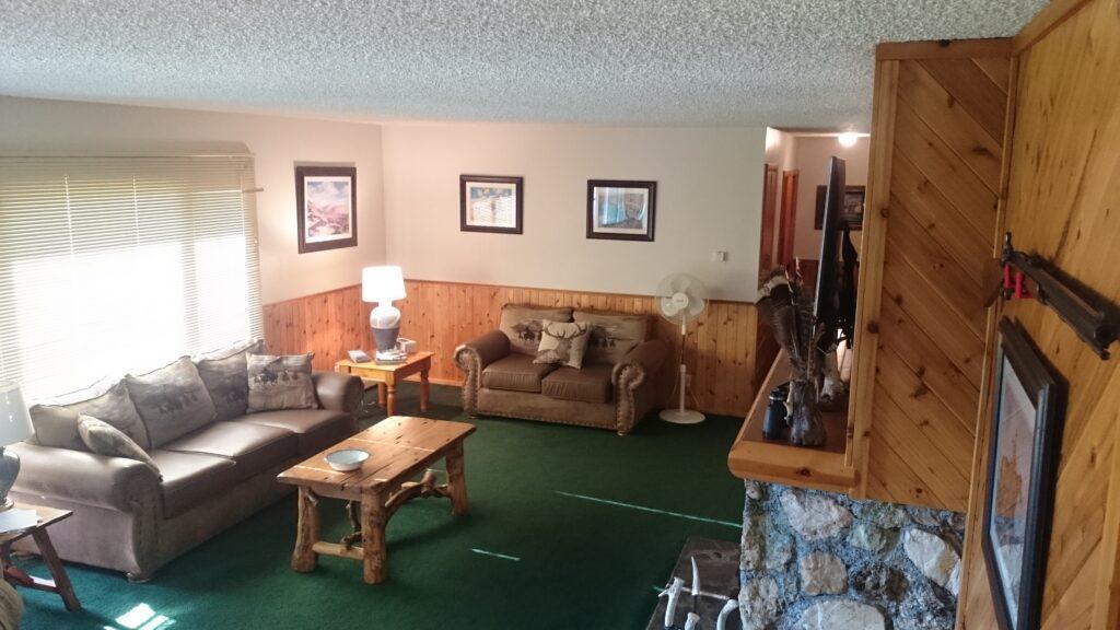 Missoula MT Fly Fishing Lodge Lolo Creek Trout Haven