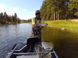 Missoula MT trout fishing