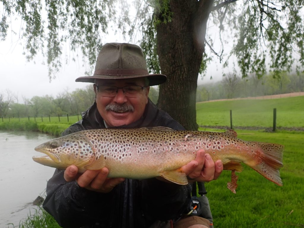 May PA Fly Fishing Highlights Trout Haven Spruce Creek