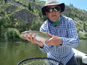 missoula mt fly fishing hosted trip trout haven clark fork river bitterroot blackfoot