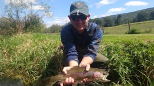 PA September Fly Fishing Highlights Trout Haven Spruce Creek