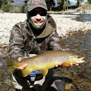 Missoula MT Fall Fly Fishing 2019