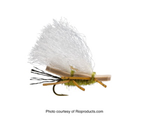 PA Early Winter Fly Fishing A Prolonged Terrestrial Season Trout Haven Rio Products Chubby Chernobyl