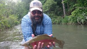 Central PA Summer Fly Fishing - A Weekend at the Manor Trout Haven Spruce Creek
