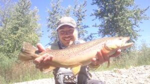 Montana Summer Fly Fishing Trout Haven Missoula MT
