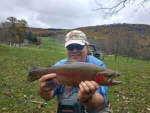Central PA Fly Fishing October Highlights Trout Haven Spruce Creek