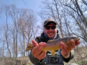 Valley Creek PA Fly Fishing Trout Haven