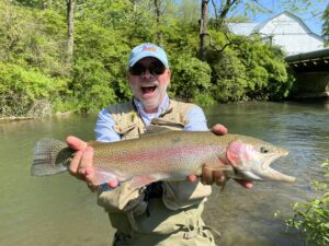 Spruce Creek PA Fly Fishing May 2021 Trout Haven
