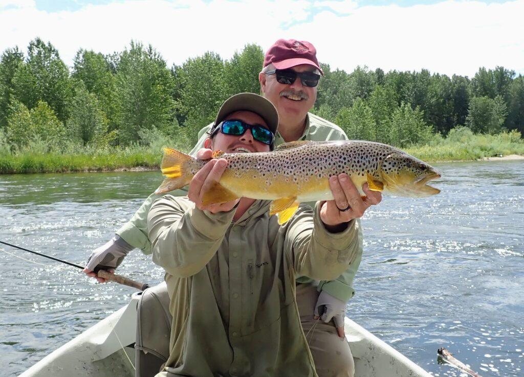 Western Montana Fly Fishing Highlights June 2021 Trout Haven