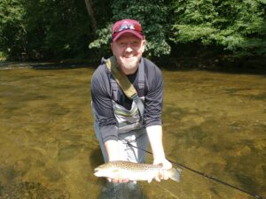 Little Lehigh Creek Guided Fly Fishing Trips Trout Haven