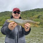Delaware River Fly Fishing Trip Hosted by Trout Haven