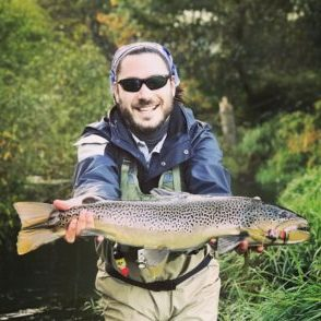 central pennsylvania fly fishing guide trout haven spruce creek pa