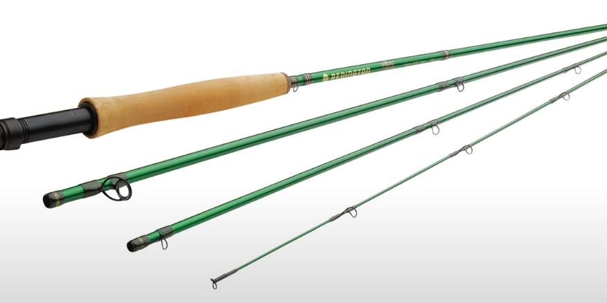 Redington Vice Graphite Fly Fishing Rod Graphite vs Fiberglass vs Bamboo