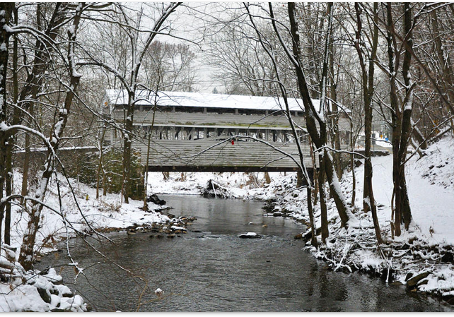 Valley Creek Winter